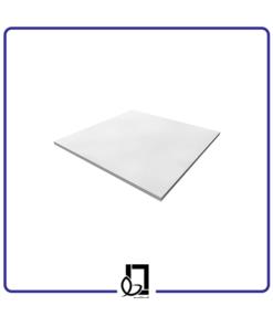 خرید تایل گچی روکش PVC ساده   قیمت تایل گچی روکش PVC ساده